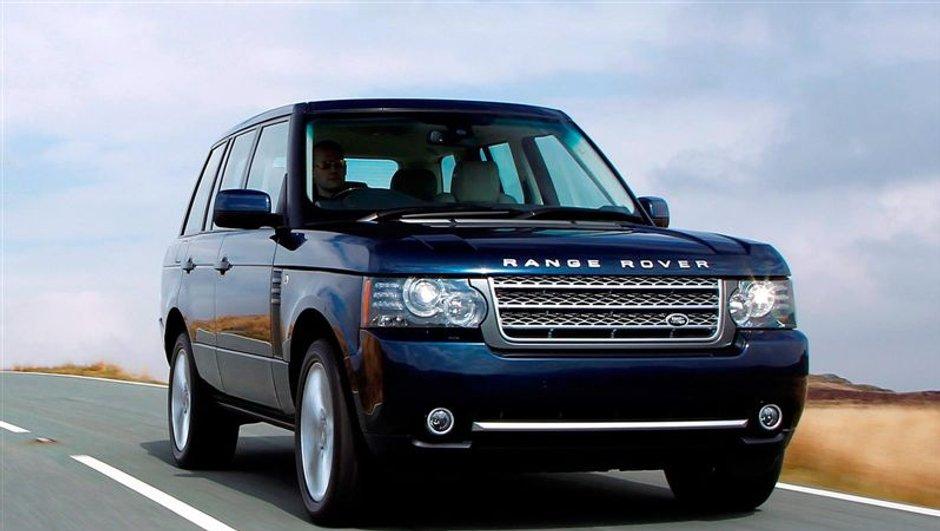 Land Rover : une production en Inde dès 2011