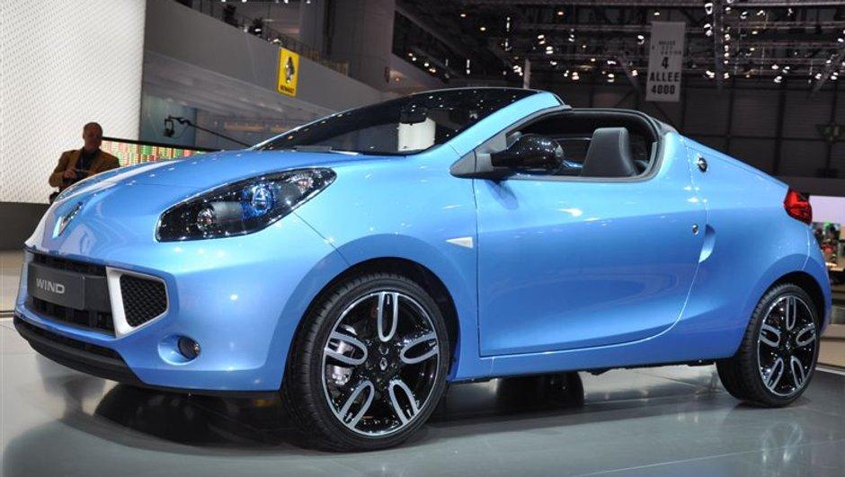 Les nouveautés de Genève exposées à l'Atelier Renault