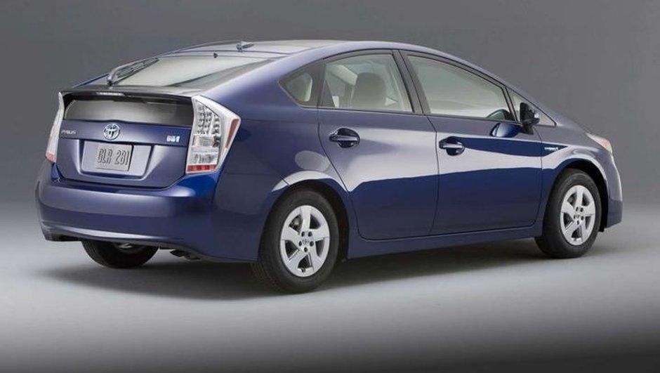 Salon de Détroit : une Toyota Prius toujours plus écolo