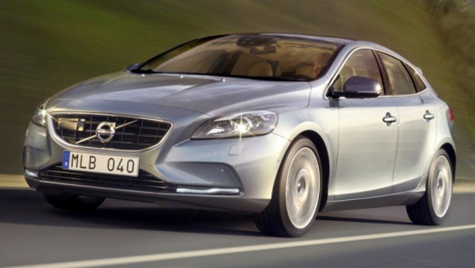 La Volvo V40 reine des 18ème Trophée de L'Automobile & L'Entreprise