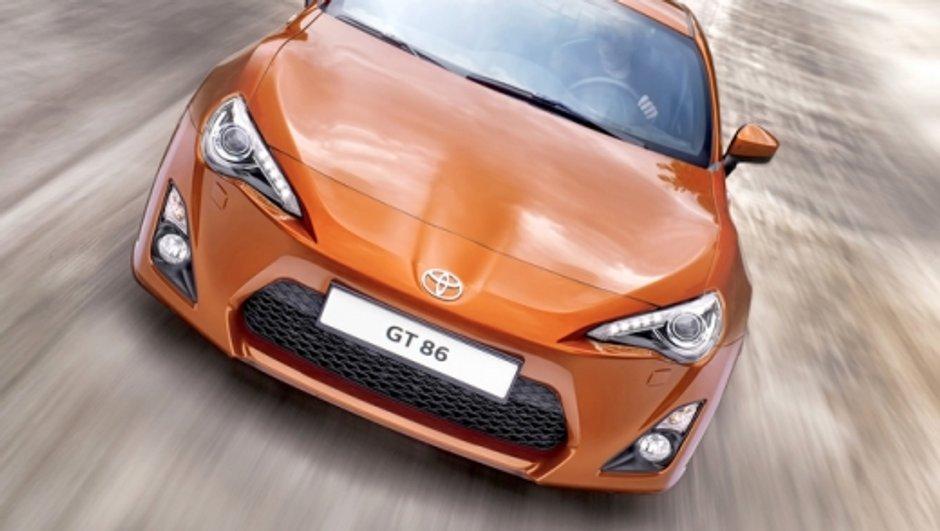 Toyota prépare son retour en rallye avec une GT86 revisitée