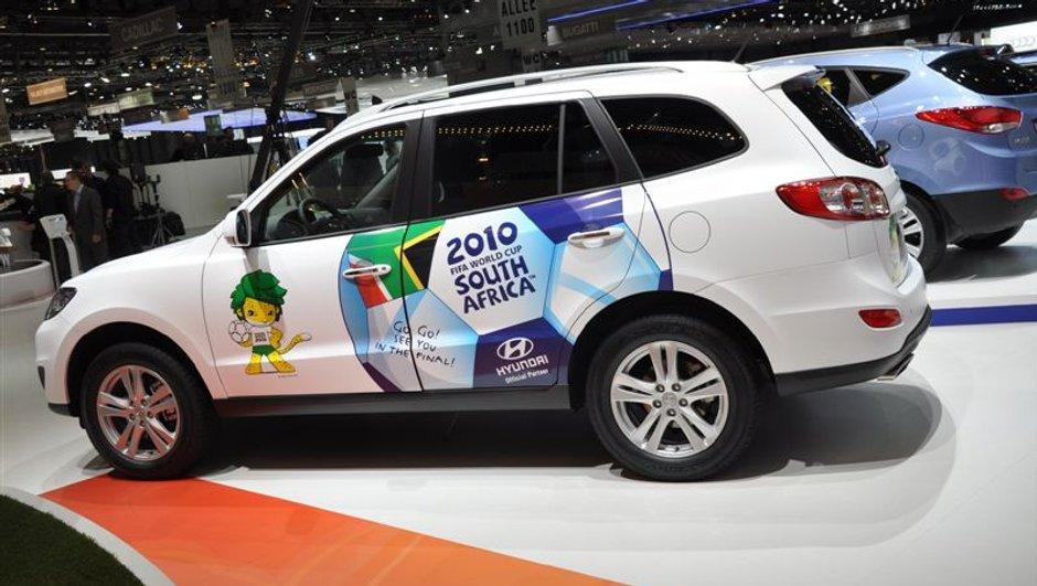 Salon de Genève 2010 : Nouveau Hyundai Santa Fe