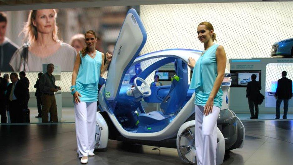 Salon de Francfort 2009 : le concept Renault Twizy