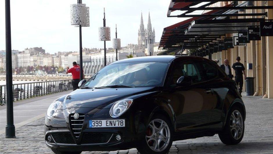 Alfa Romeo MiTo : des nouveaux moteurs pour 2009