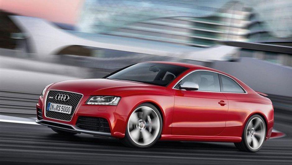 Salon de Genève 2010 : Audi RS5