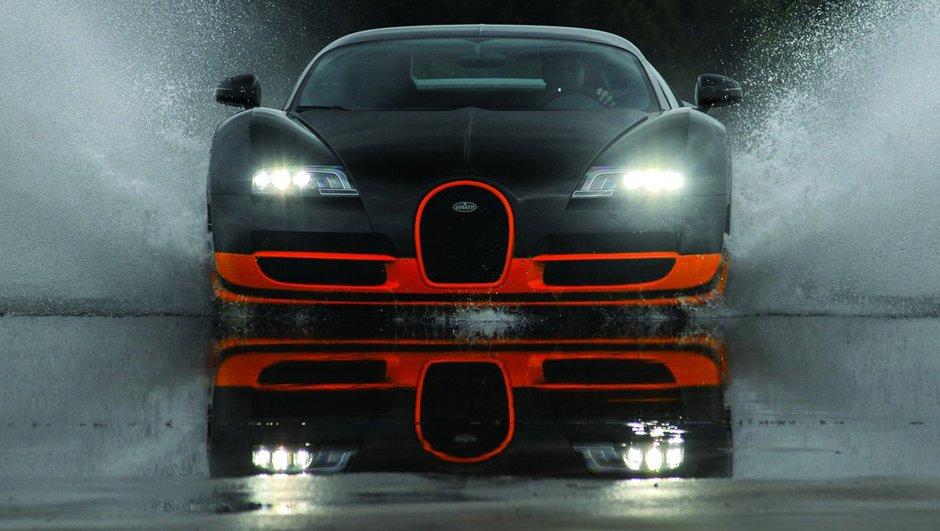 Top 10 : Les voitures les plus puissantes du monde