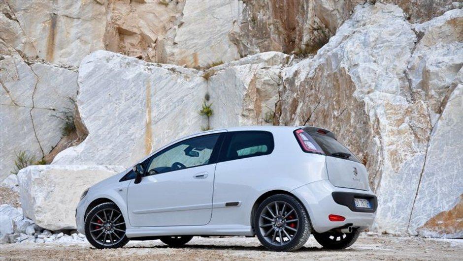 Fiat Punto restylée : Citadine et sobre à la fois