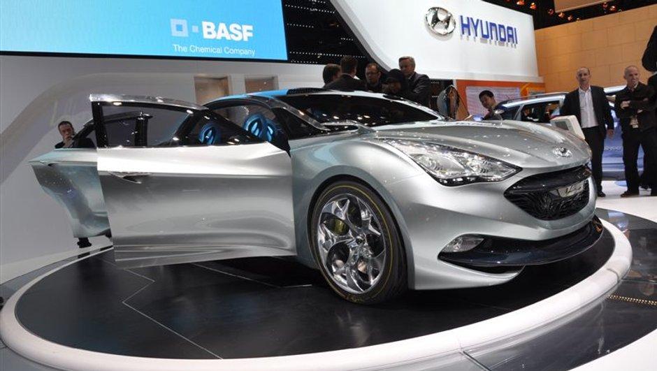 Salon de Genève 2010 : Hyundai i-Flow