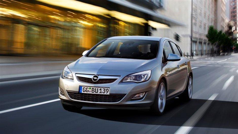 Opel Astra 2009 : une 4ème génération au goût d'Insignia