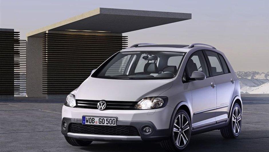 Salon de Genève 2010 : Volkswagen CrossGolf