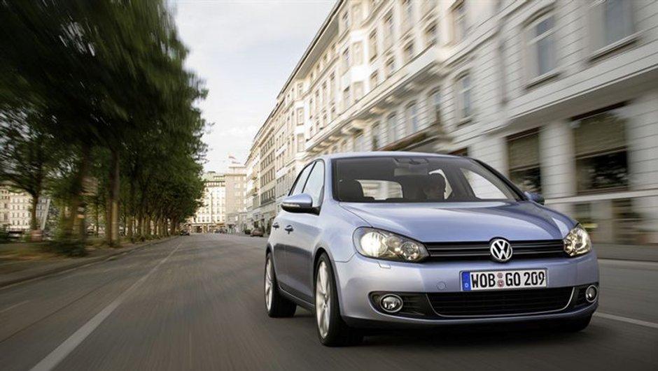 La Volkswagen Golf s'offre une nouvelle gamme