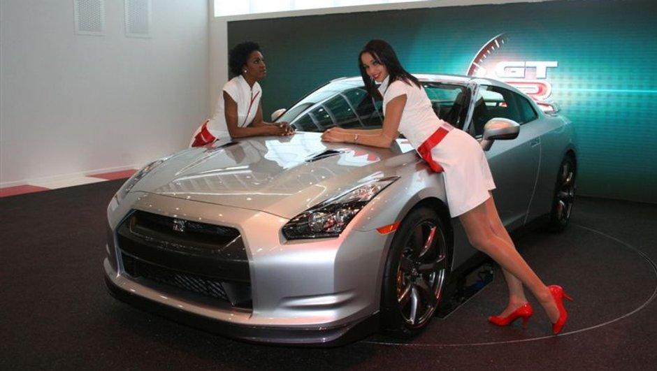 Nissan GT-R : sacrée voiture la plus performante de l'année !