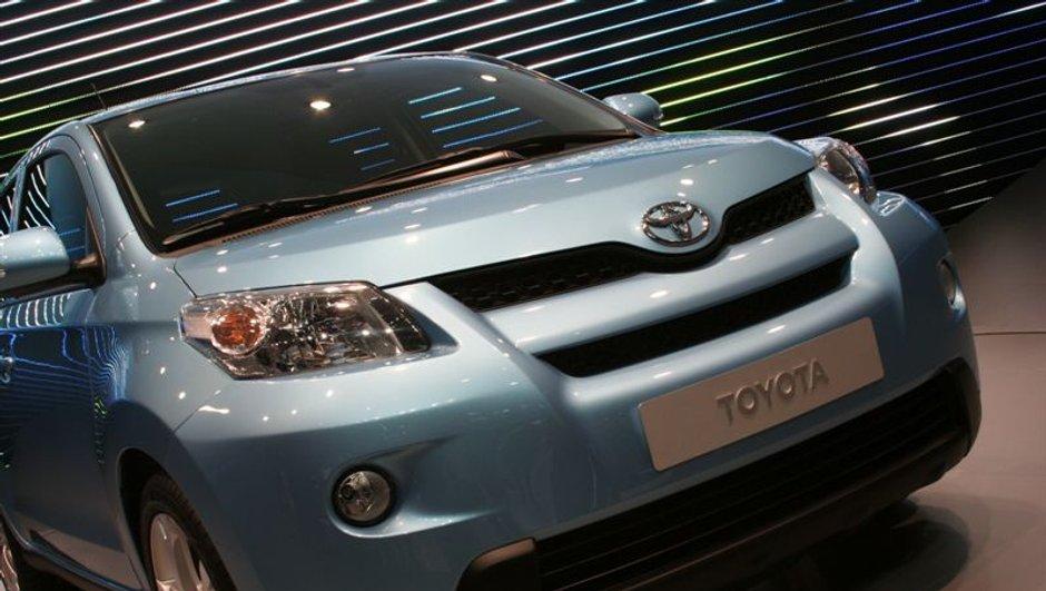 Toyota durement touché par la crise