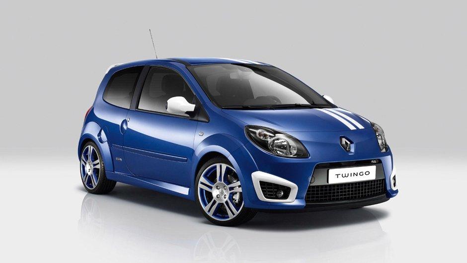 La Renault Twingo Gordini RS présentée