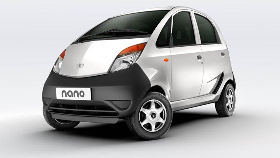 Tata Nano : une version 3 portes et un diesel en développement