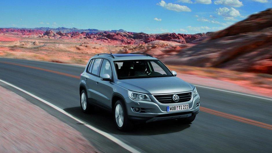 Volkswagen Tiguan : la gamme s'étoffe