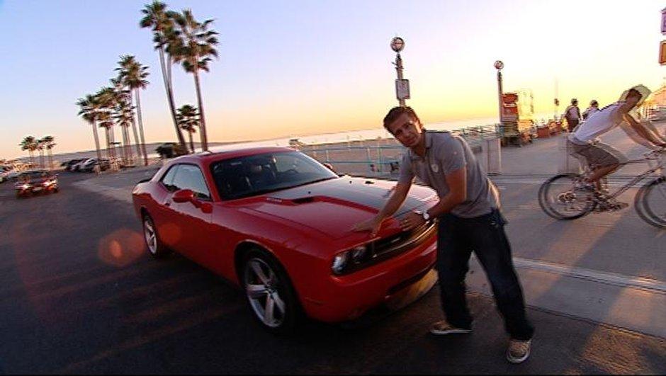 Le retour de la mythique Dodge Challenger
