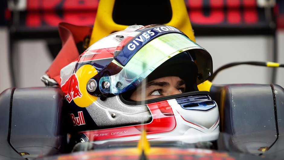 GP2 2016 : victorieux à Abu Dhabi, Pierre Gasly se rapproche du titre