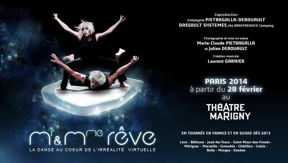 Danse Avec Les Stars : le spectacle de Pietragalla et Julien Derouault