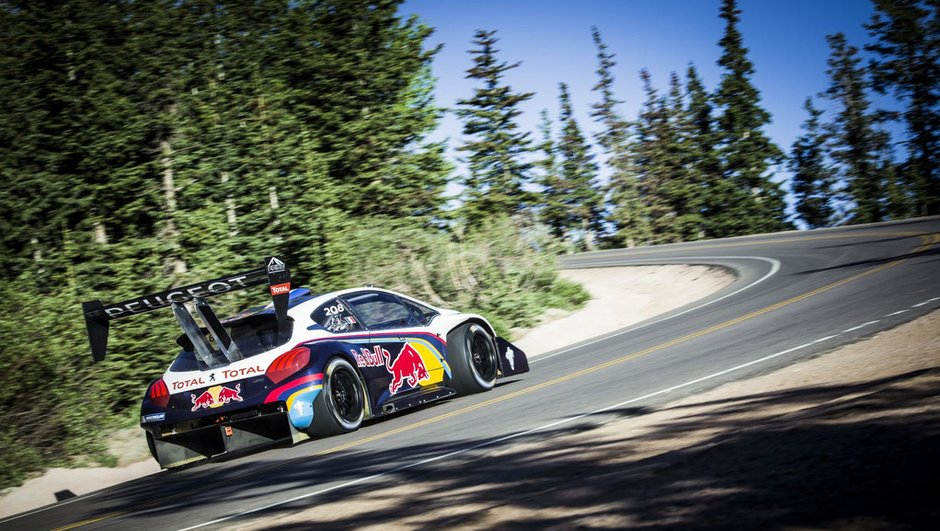 Pikes Peak 2013 : Loeb confirme sa domination en qualifications