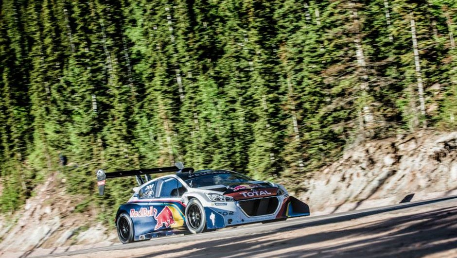 Pikes Peak 2013: Sébastien Loeb, grand favori ?