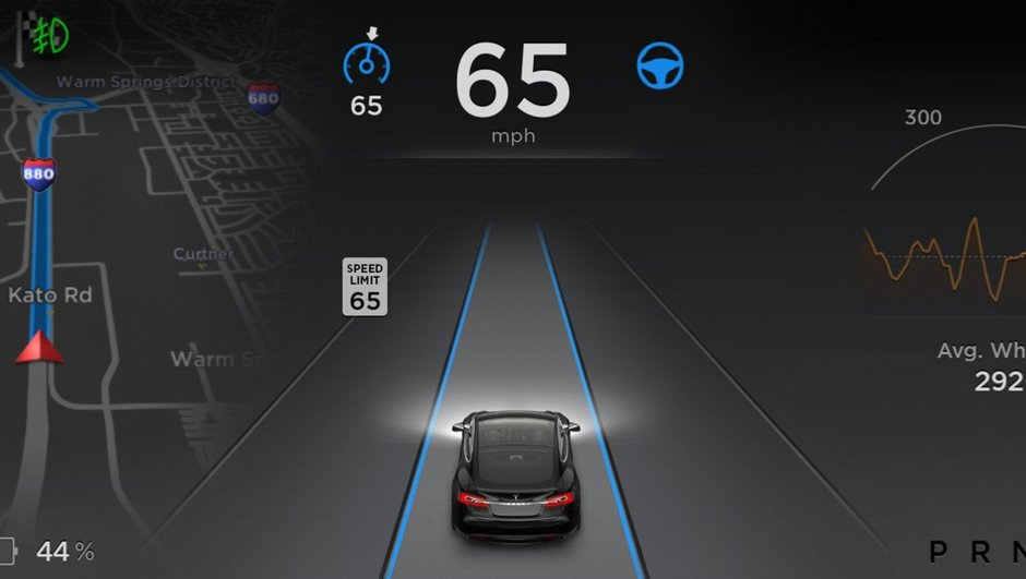Tesla s'apprête à restreindre son mode Autopilot