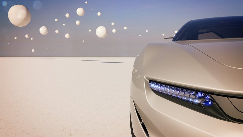 Salon de Genève 2012 : la Pininfarina Cambiano en teaser