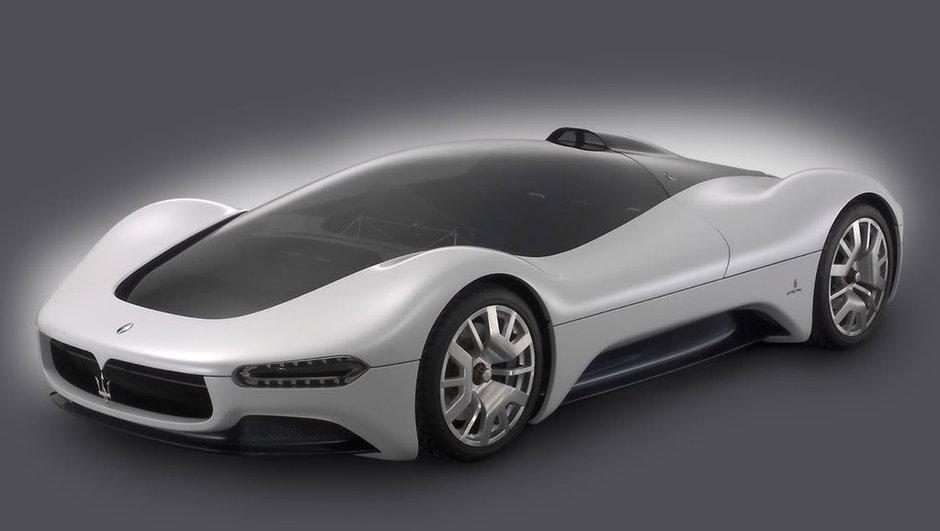 Les 10 plus beaux concept-cars des années 2000