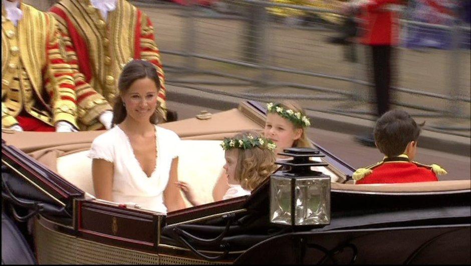 Pippa Middleton : pas toujours aussi classe qu'au mariage princier