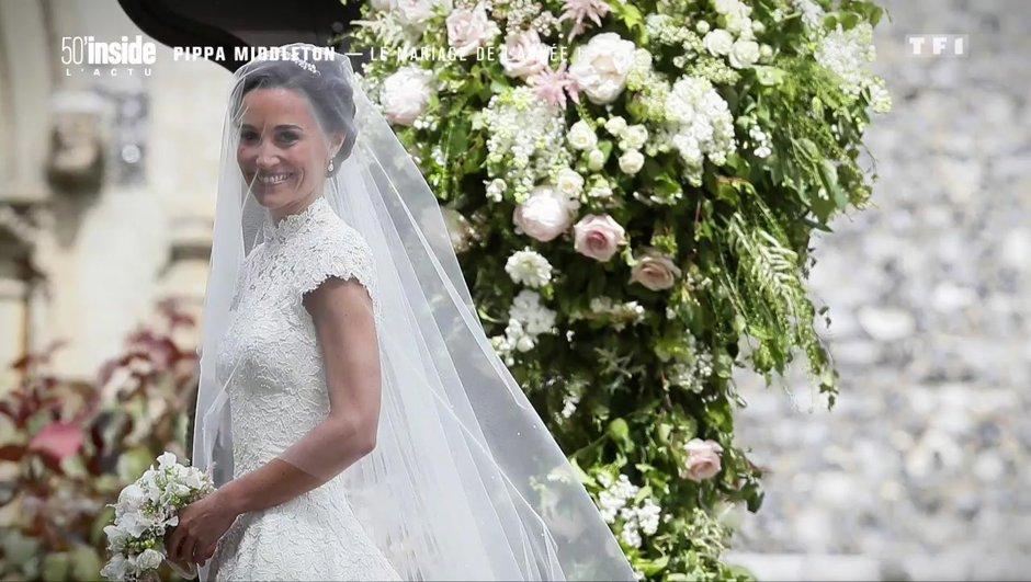 Le mariage de rêve de Pippa Middleton