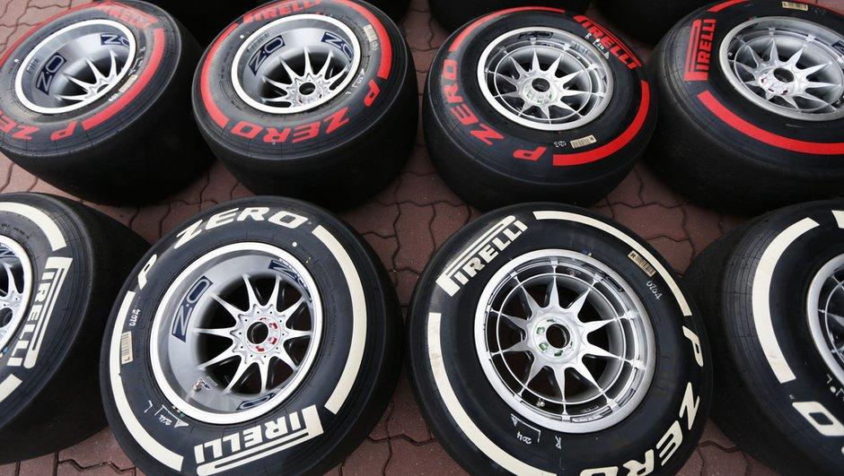 F1 : Pirelli manufacturier unique jusqu'à fin 2016