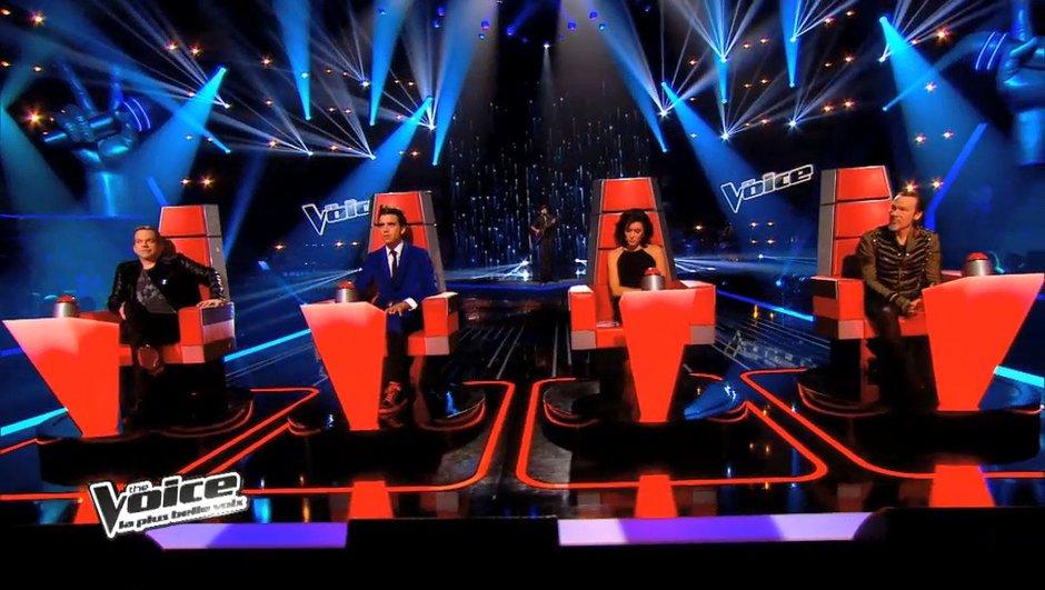 Ther Voice 3 - Garou, La Petite Shade, Quentin : Les images insolites de la soirée