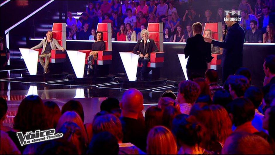 The Voice : les titres de la demi-finale à télécharger sur iTunes