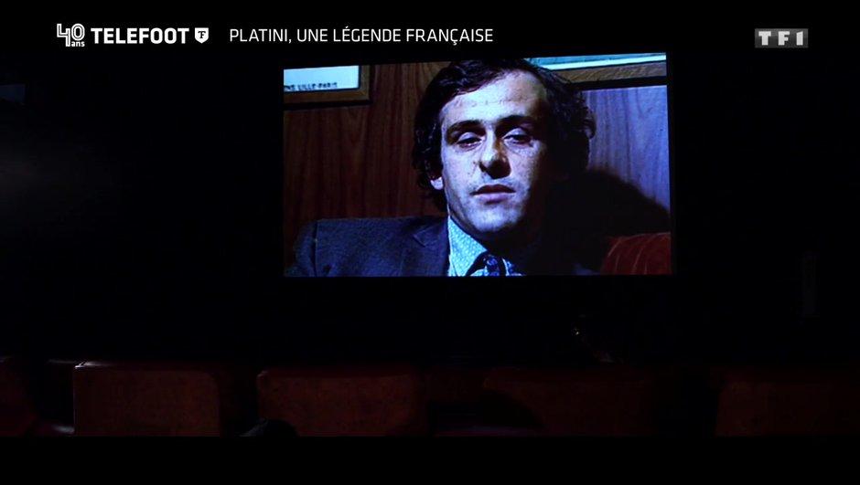 """[EXCLU Téléfoot 17/09] - Equipe de France / Platini revient sur son parcours de sélectionneur : """"Je me suis éclaté"""""""