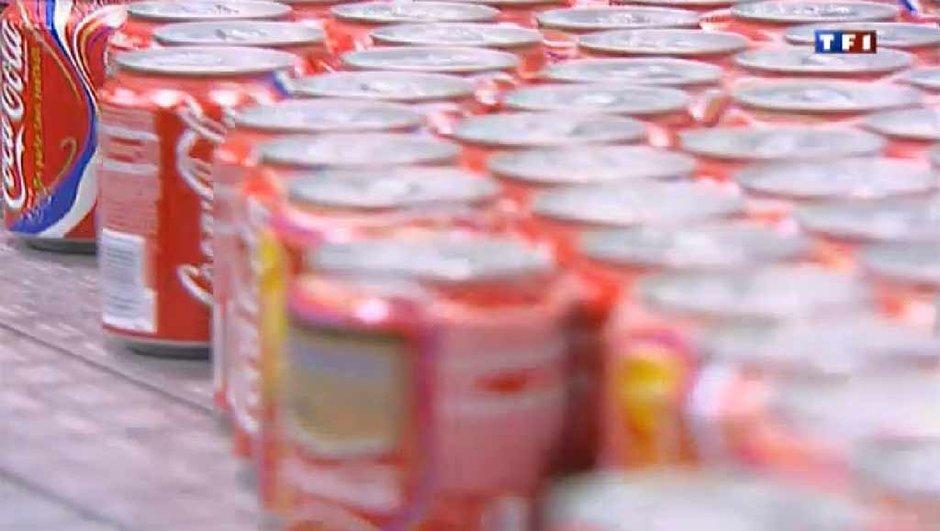 Insolite : moins big les sodas de New York ?