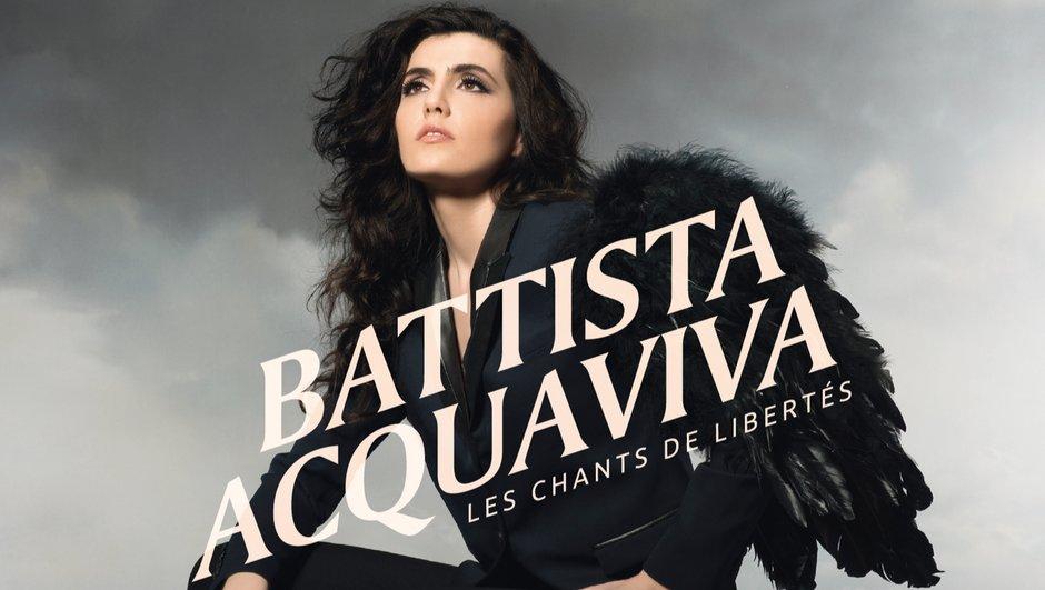 Les Chants de la liberté : Battista Acquaviva sort son premier album