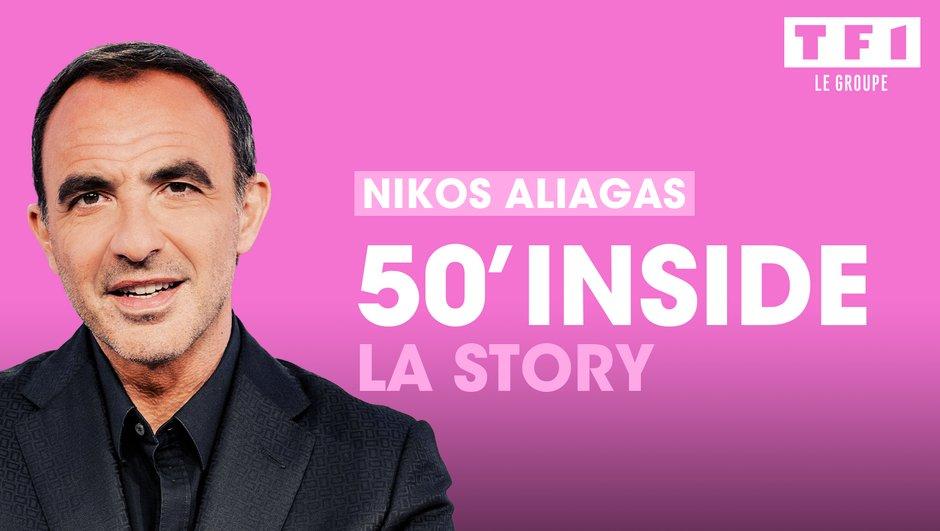 Tous les podcasts 50' Inside, la Story, par Nikos Aliagas