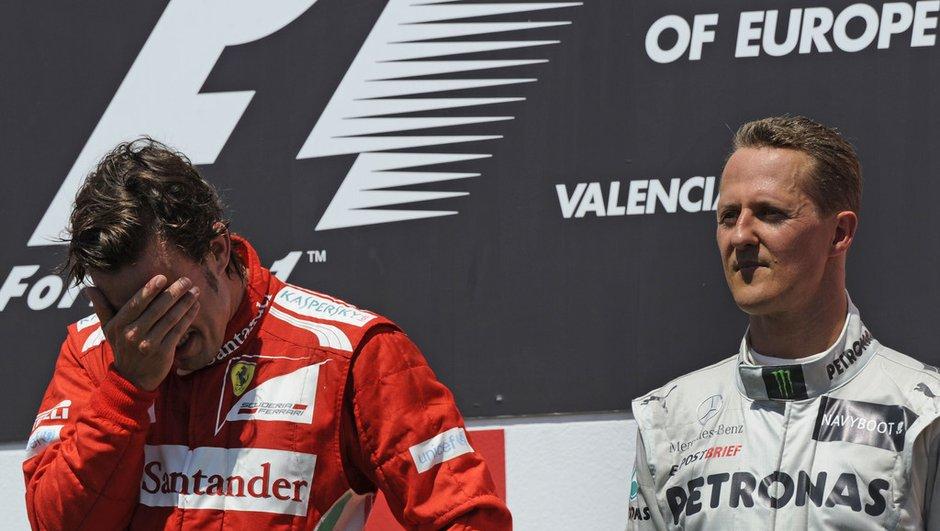 """F1 -  Alonso : """"un jour inoubliable"""" à Valence"""