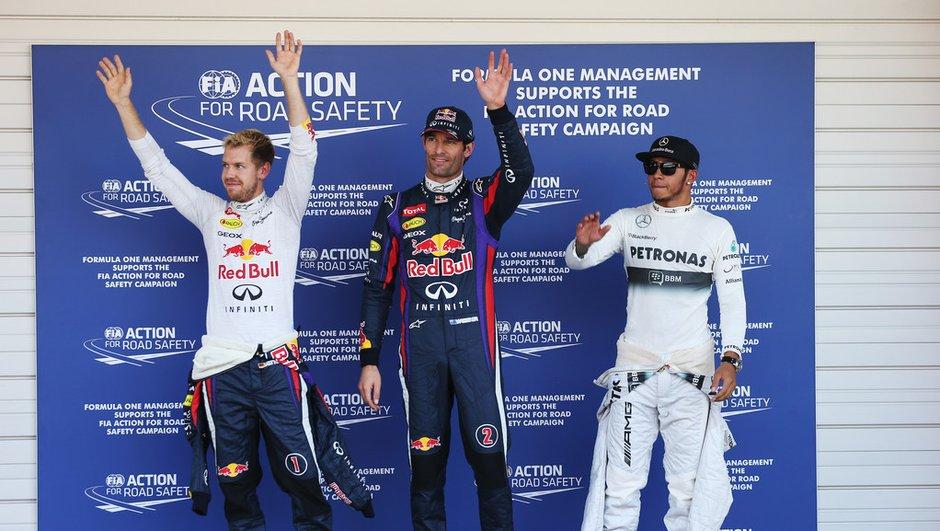 F1 - GP du Japon 2013 : Mark Webber s'offre la pole position