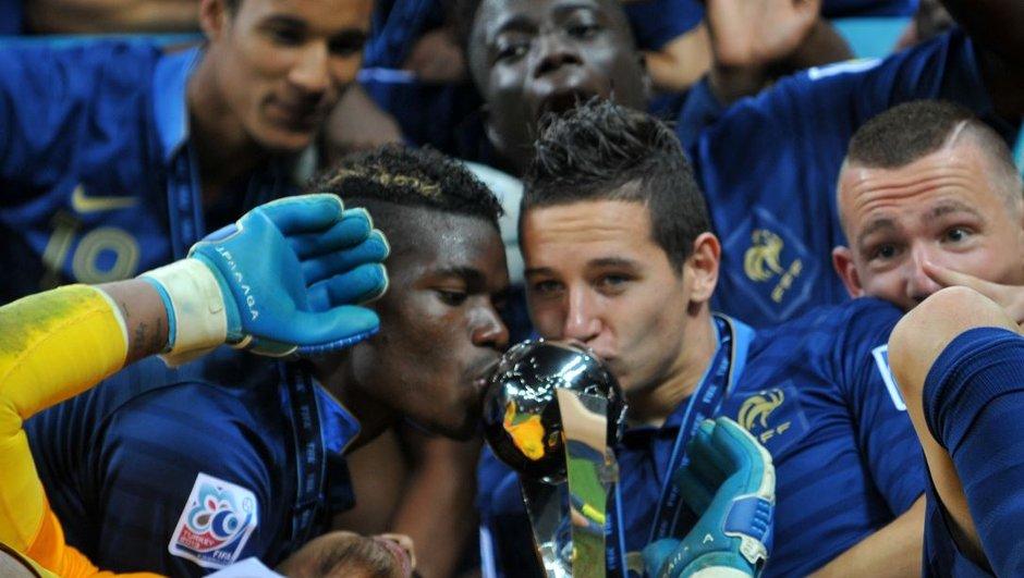 Pogba, Umtiti, Areola, Thauvin : avec les U20, ils sont devenus champions du monde en battant... l'Uruguay