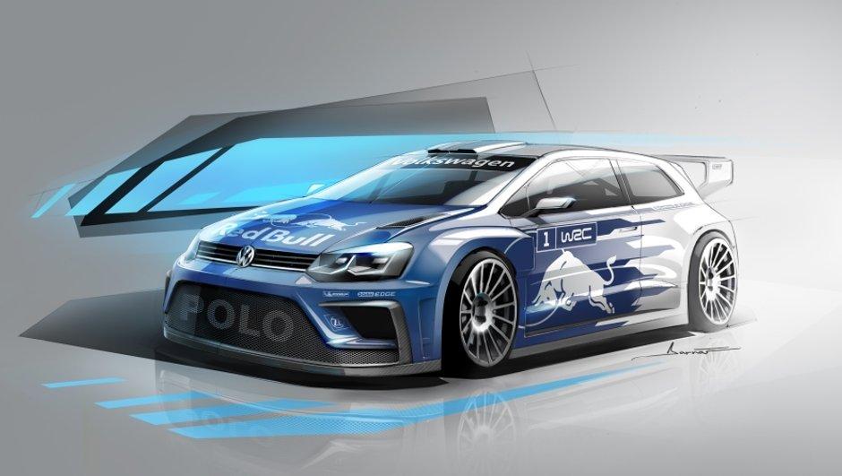 WRC : La Volkswagen Polo R 2017 vers l'homologation ?
