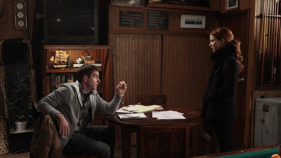 Carrie Wells dans Unforgettable : une flic love d'un mafieux ?