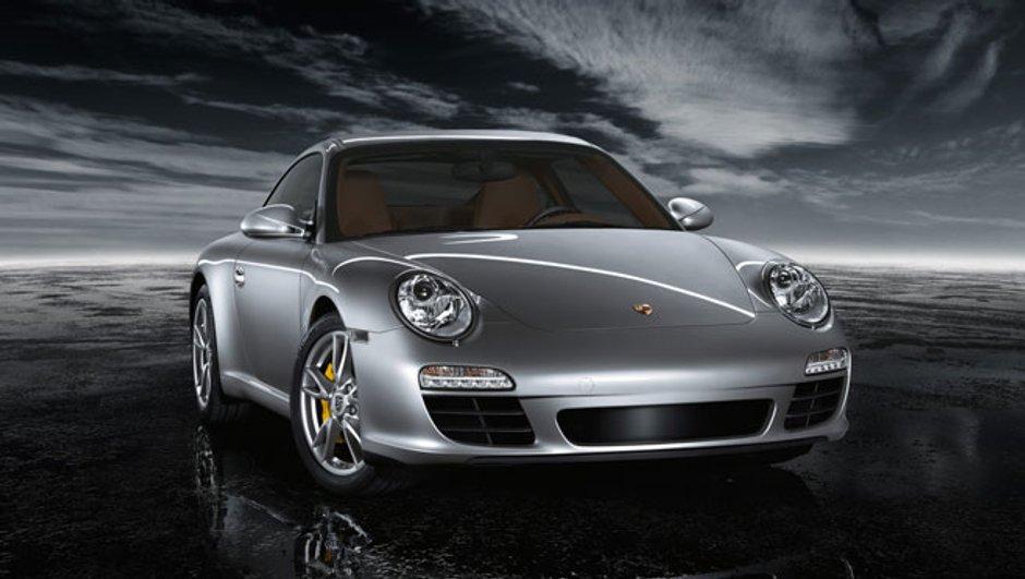 Porsche : N°1 de l'image de marque