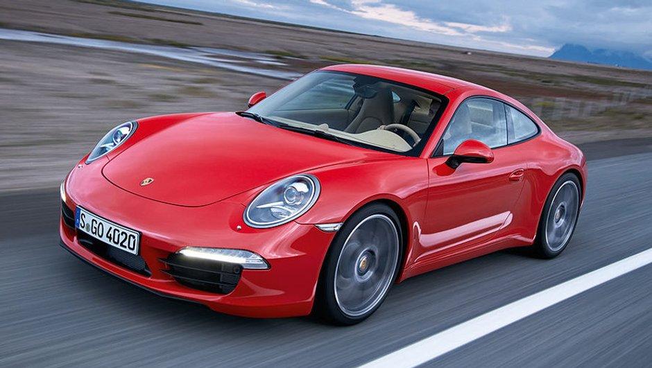 Nouvelle Porsche 911 2012 : toutes les informations