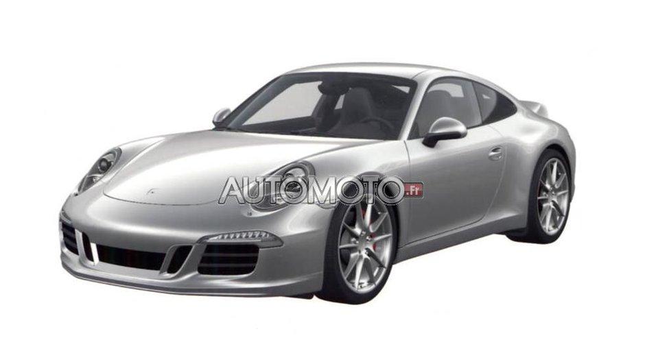 Exclusif : la nouvelle Porsche 911 Carrera GTS ?