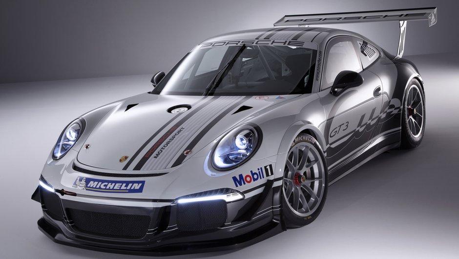 Porsche 911 GT3 Cup 2013 : une édition aux petits oignons