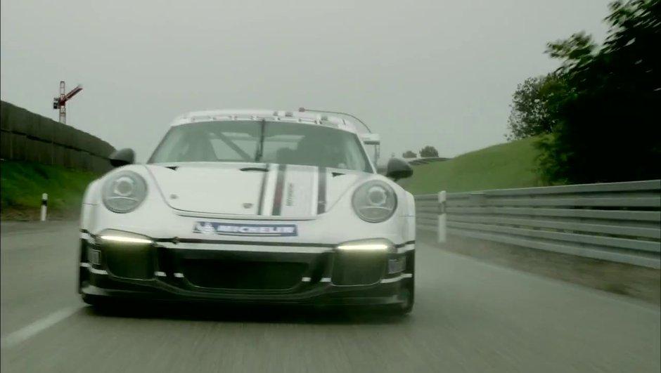 Vidéo : la Porsche 911 GT3 Cup 2013 se présente