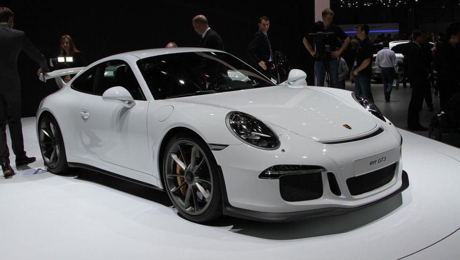 Salon de Genève 2013 - Live : Porsche 911 GT3, la pistarde civilisée