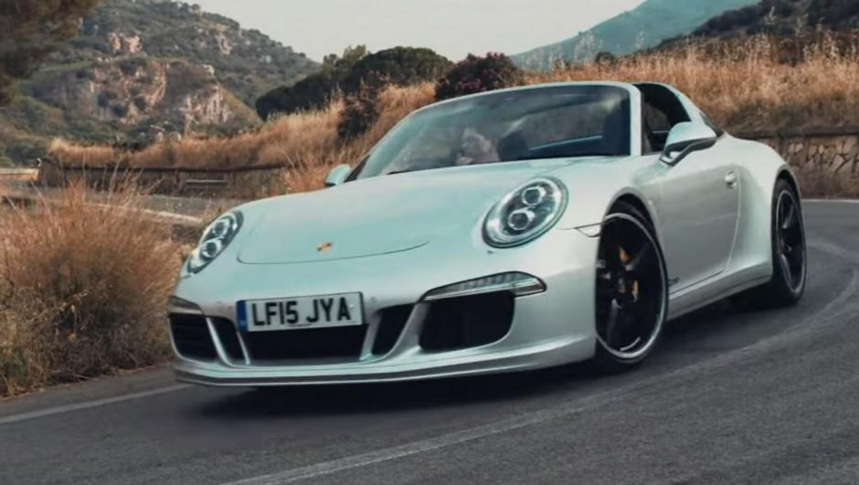 "VIDEO : Porsche Exclusive dévoile une 911 Targa 4S ""Mayfair Edition"""