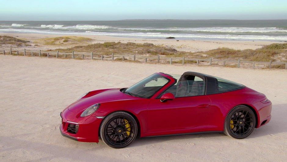 Automoto : Porsche 911 GTS, MINI Countryman, Panamera Hybride et BMW Série 5 ce dimanche 5 février 2017